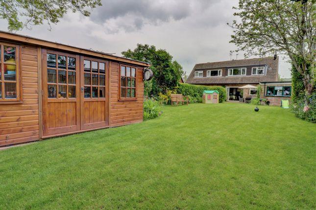 Semi-detached house for sale in Westmead, Princes Risborough, Buckinghamshire