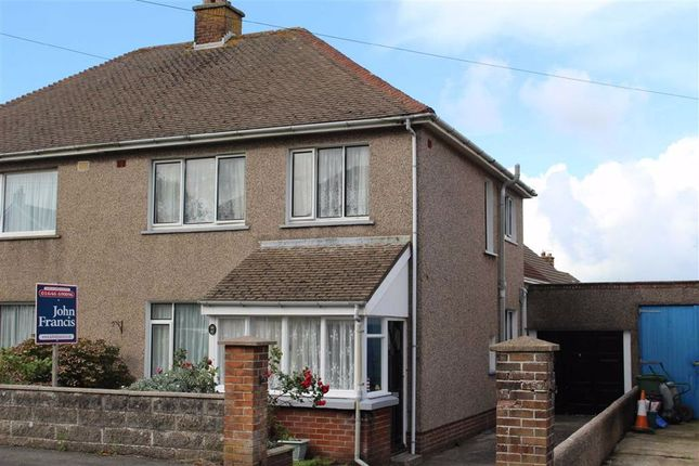 3 bed semi-detached house for sale in Mount Pleasant Way, Milford Haven SA73