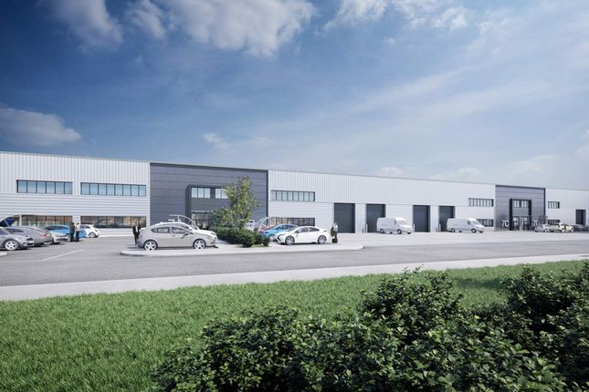 Industrial for sale in East, Bluebell Way, Preston