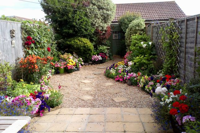 Garden 222 of Anchor Close, Shoreham-By-Sea BN43