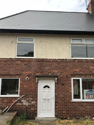 Thumbnail Semi-detached house to rent in Brunswick St, Barnsley