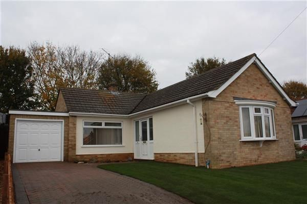 Thumbnail Bungalow to rent in Nelson Road, Hartford, Huntingdon