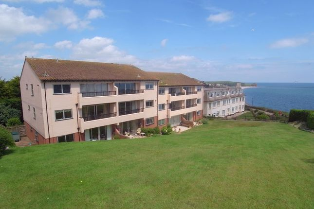 2 bed flat for sale in The Rosemullion, Cliff Road, Budleigh Salterton EX9