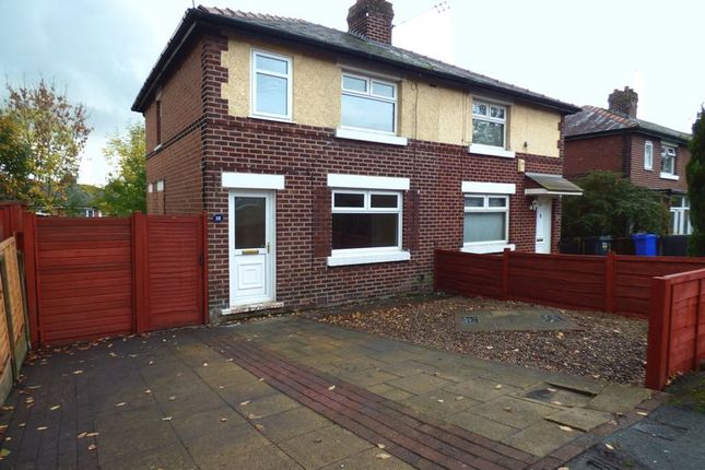 Thumbnail Semi-detached house to rent in Clarence Street, Hyde