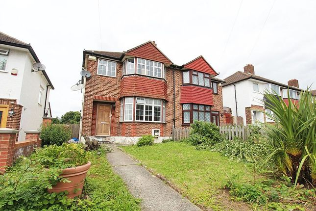 Thumbnail Semi-detached house for sale in 57, Cotton Hill, Bromley, London