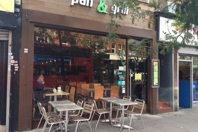 Thumbnail Restaurant/cafe for sale in 302 Walworth Road, London