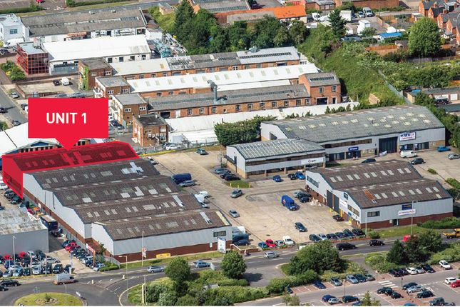 Thumbnail Industrial to let in Unit 1 Hyperion Trade Park, Hyperion Way, Reading