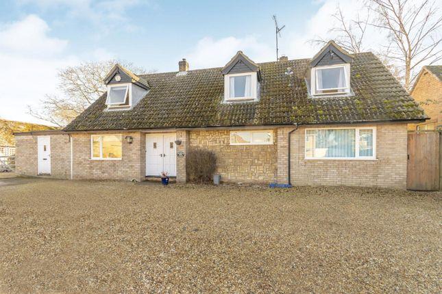 Thumbnail Detached house to rent in Barnack Road, Bainton, Stamford