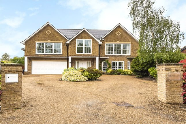 Thumbnail Detached house for sale in Hazel Grove, Farnborough Park