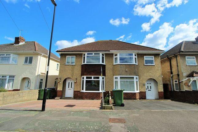 Thumbnail Semi-detached house for sale in Archery Grove, Southampton