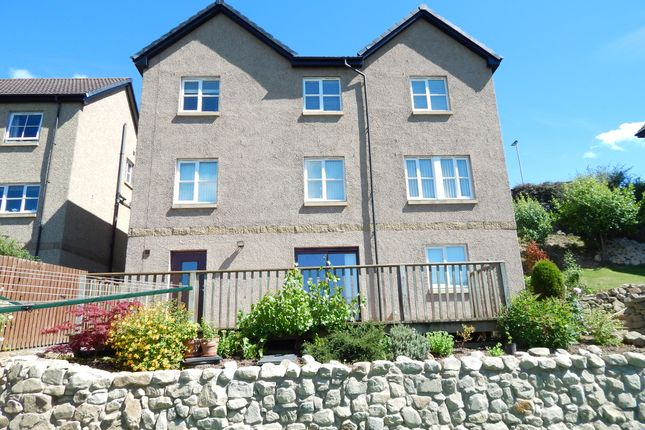 Thumbnail Detached house for sale in Ellwyn Terrace, Galashiels