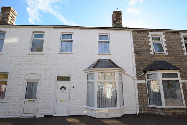 Thumbnail Terraced house for sale in Gilbert Street, Barry