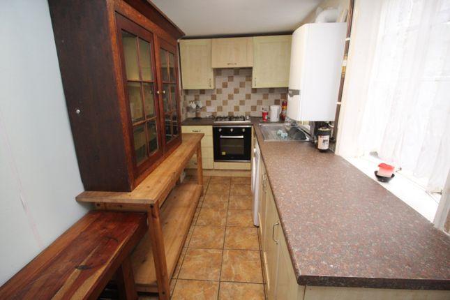 Kitchen of St. Martins Square, Scarborough, North Yorkshire YO11