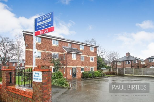 Thumbnail Flat to rent in St Clements Fold, Urmston