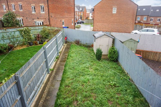 Garden of Blithfield Way, Stoke-On-Trent ST6