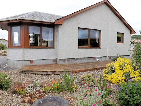 Thumbnail Detached bungalow for sale in Southend, Campbeltown