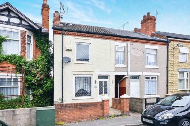 Thumbnail Semi-detached house for sale in Sedgwick Street, Jacksdale, Nottingham