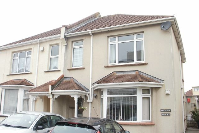Thumbnail Flat to rent in Fernham Terrace, Torquay Road, Paignton