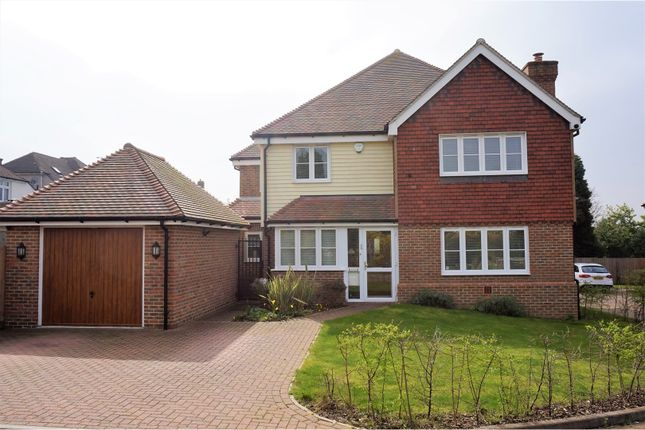 Thumbnail Detached house for sale in The Morlings, Maidstone