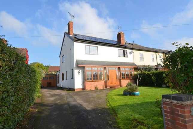 Thumbnail End terrace house for sale in Linthurst Newtown, Blackwell, Bromsgrove