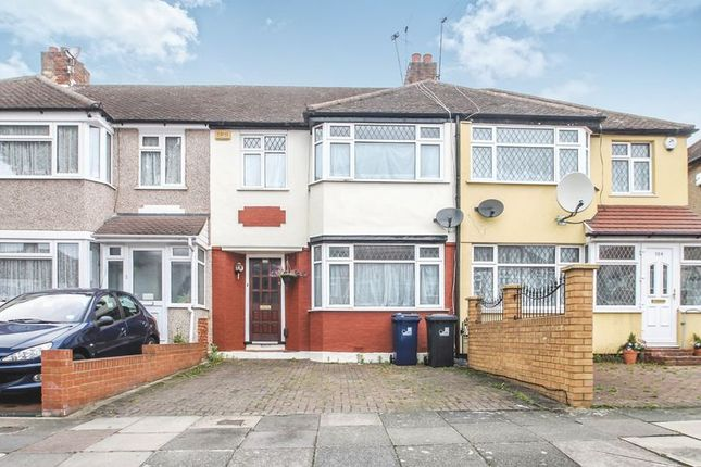 3 bed terraced house for sale in Carr Road, Northolt, Middlesex