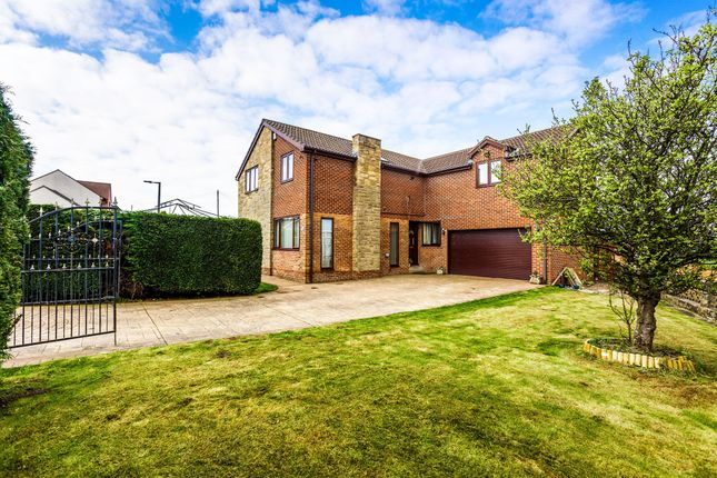 Thumbnail Detached house for sale in Wharfedale Road, Barnsley