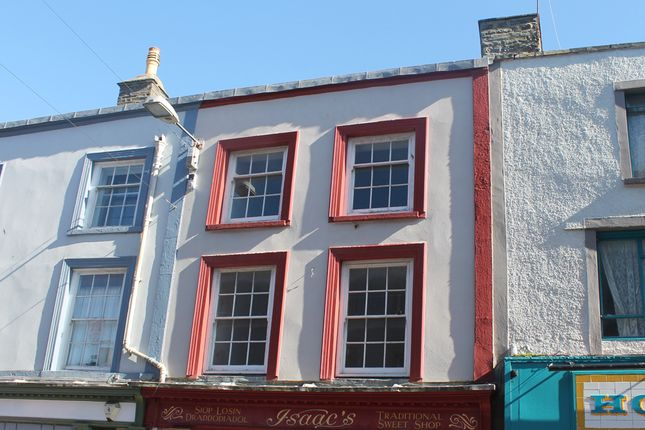 Thumbnail Maisonette to rent in Flat 3, 19 Pier Street, Aberystwyth