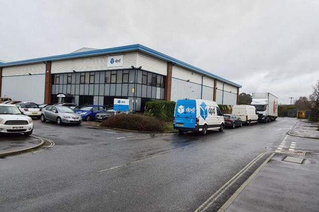 Thumbnail Industrial to let in Unit 4, Luxor Park, Penner Road, Havant