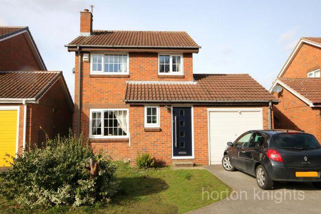 Thumbnail Detached house for sale in Sunningdale Close, Bessacarr, Doncaster