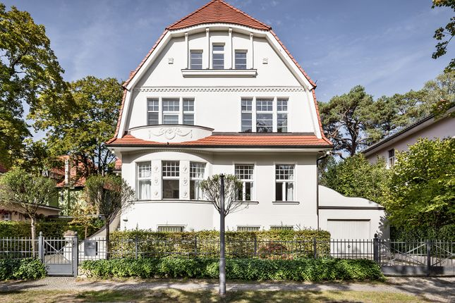 Thumbnail Villa for sale in Kleiststr. 4 14163 Berlin, Brandenburg And Berlin, Germany
