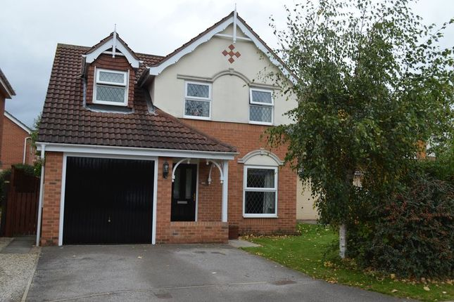 Thumbnail Detached house for sale in Pasture Drive, Whitwood, Castleford