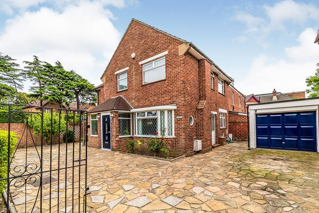 Thumbnail Detached house for sale in Hill Lane, Southampton, Hampshire