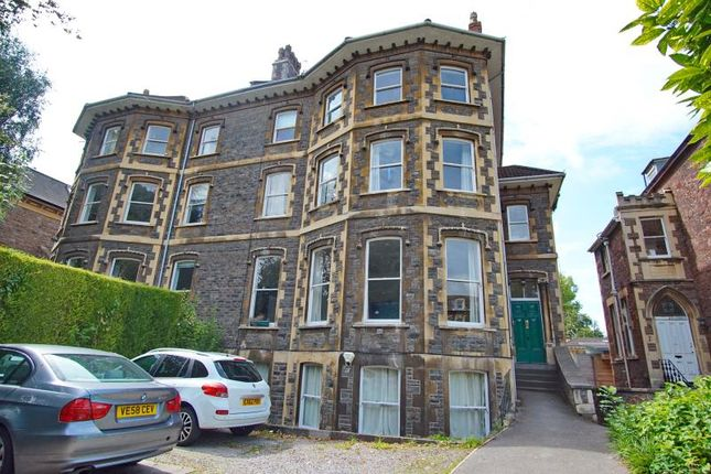 Thumbnail Flat to rent in Elmdale Road, Clifton, Bristol