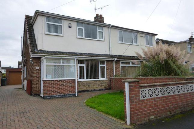 Thumbnail Semi-detached house for sale in Hartland Crescent, Edenthorpe, Doncaster