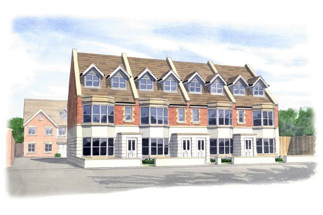 Thumbnail Town house for sale in Ashcombe Road, Weston-Super-Mare