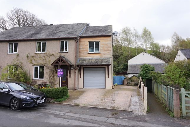 Thumbnail Semi-detached house for sale in Back O The Fell Road, Grange-Over-Sands