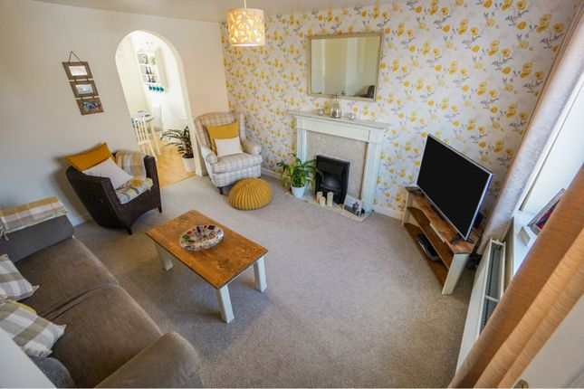 Lounge of Balmoral View, Milking Bank, Dudley DY1