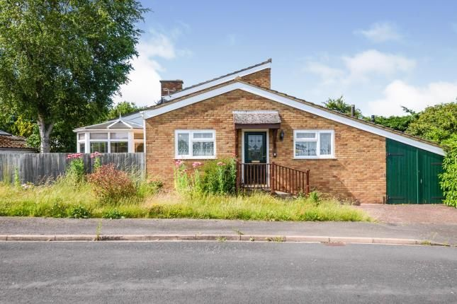 3 bed bungalow for sale in Home Close, Renhold, Bedford, Bedfordshire MK41