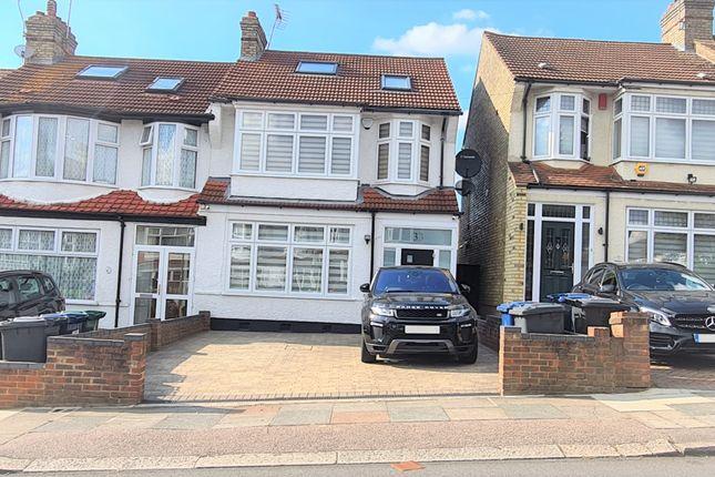 Thumbnail End terrace house for sale in Bohun Grove, Barnet