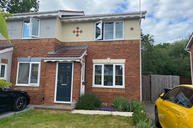 2 bed semi-detached house for sale in Melfort Close, Nuneaton CV10