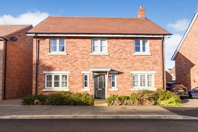 Thumbnail Detached house to rent in Terlings Avenue, Gilston