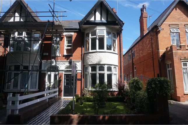 Thumbnail Semi-detached house for sale in Park Avenue, Hull