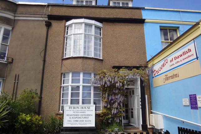 Thumbnail Flat to rent in The Lawn, The Strand, Dawlish