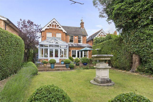 4 bed detached house for sale in St. Albans Avenue, Weybridge, Surrey