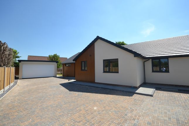 Thumbnail Detached bungalow for sale in Llwyn Onn, Abergele