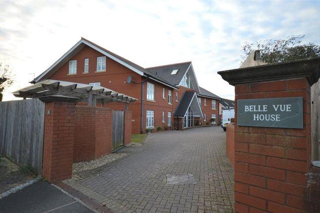 Thumbnail Maisonette to rent in Belle Vue House, 19 Belle Vue Road, Exmouth, Devon