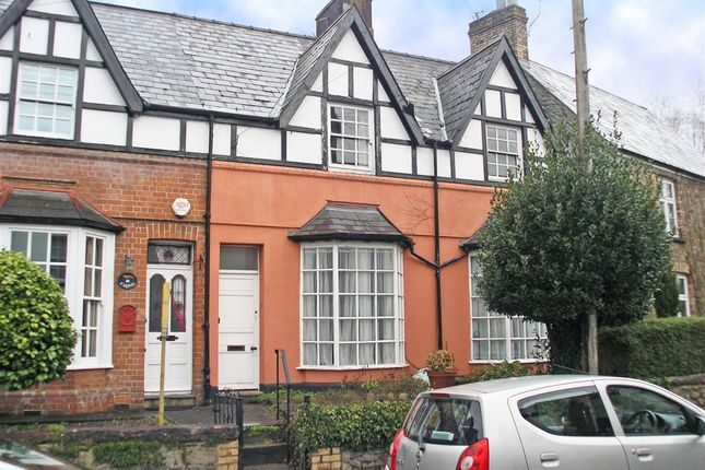 Thumbnail Terraced house for sale in Heol Fair, Llandaff, Cardiff