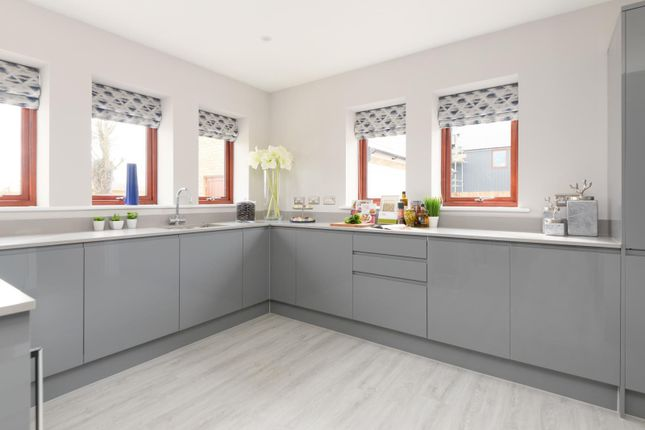 Kitchen of Heritage Fields, Manor Road, St Nicholas-At-Wade CT7
