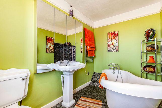 Bathroom of Broomfield Avenue, Hasland, Chesterfield, Derbyshire S41