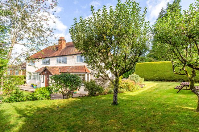 Thumbnail Detached house for sale in Stylecroft Road, Chalfont St. Giles, Buckinghamshire